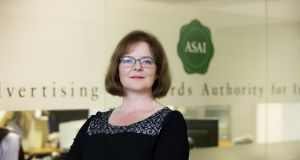 "ASAI chief executive Orla Twomey engagement and compliance showed advertisers were ""completely on board"" with its bid to ensure the highest standards."