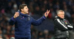 Former Tottenham Hotspur manager Mauricio Pochettino says he would love to return to the club one day. Photo: Matthew Lewis/Getty Images