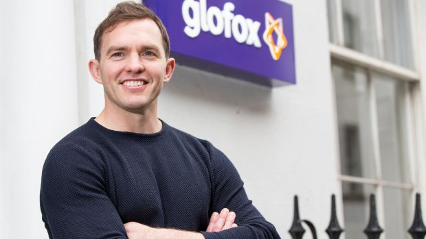 Glofox, an Irish start-up that provides business management software, is also helping its clients to continue to earn during the pandemic using Stripe. Photograph: Karl Hussey Photography