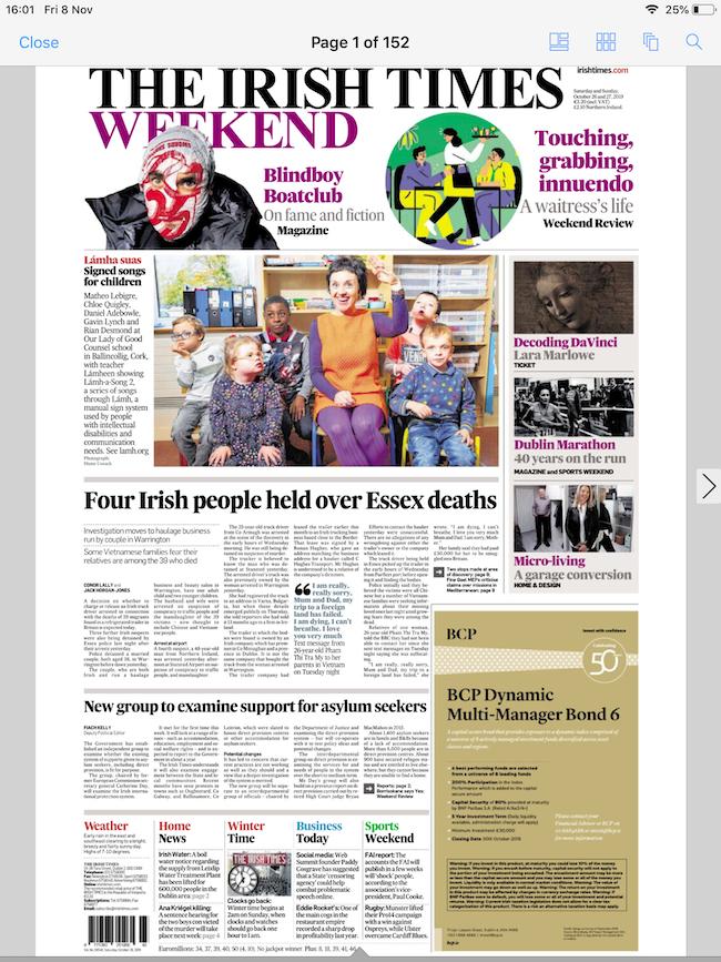 The Irishman PDF Free Download