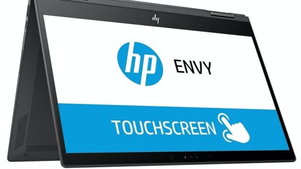HP Envy X360 (€889) is a convertible laptop that comes with a touchscreen, 8GB of RAM and a 256GB solid state drive