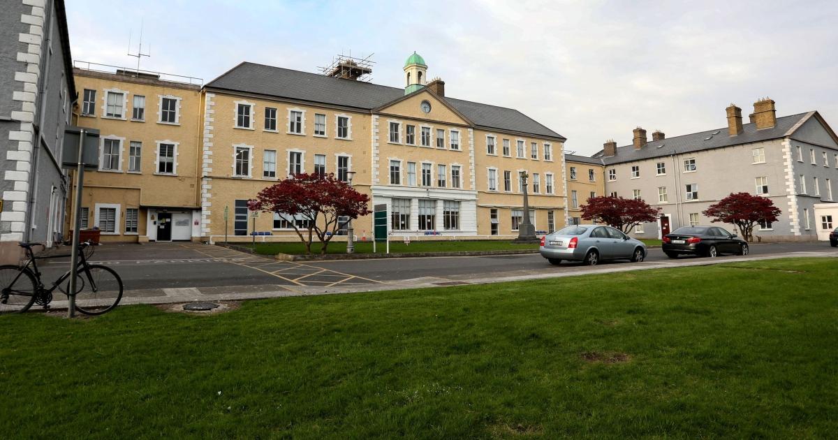 Irish nursing home: St Mary's Hospital, in the Phoenix Park in Dublin. Photograph: Crispin Rodwell