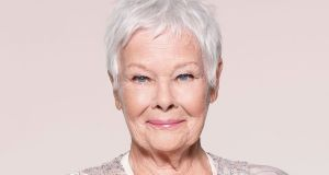 Vogue: Judi Dench in the magazine's June issue. Photograph: HO/Nick Knight/Vogue/Condé Nast