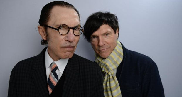 Ron and Russell Mael. Photograph: Michael Buckner/Getty Images