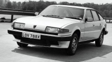 Our Classic Test Drive: the Rover SD1