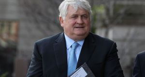 Denis O'Brien: The data commissioner's investigation is linked to a long-running legal action by Mr O'Brien against Red Flag. Photograph: Collins Courts