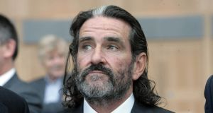 Johnny Ronan: apologises unreservedly for appearing to make light of coronavirus in a video. Photograph: Collins