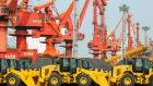 China posted a 3.5 per cent rise in exports in April. Photograph: Getty Images