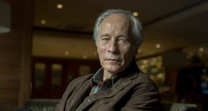 An interview with author Richard Ford is one of the highlights of this Saturday's books coverage in The Irish Times. Photograph: Brenda Fitzsimons