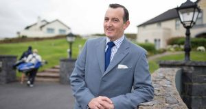 Hotelier Michael Vaughan of Vaughan Lodge at Lahinch, Co Clare. 'This year is a total write off.' Photograph: Eamon Ward