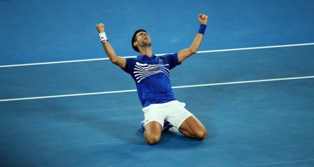 Novak Djoker Djokovic Falls Right Off The Role Model Rack