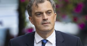File image of Julian Smith at Downing Street in September 2019 in London, England. File photograph: Dan Kitwood/Getty Images