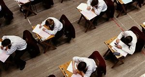 'The stress these students have been put under is intolerable.' File photograph: The Irish Times