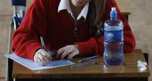 Under the proposals, students would be able to appeal their results to the department and not to schools. Photograph: Niall Carson/PA Wire