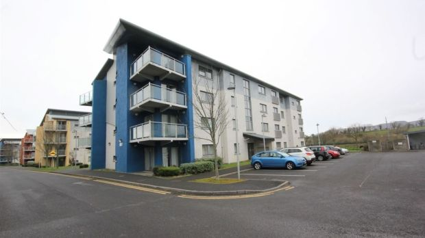 DNG Flanagan Ford is seeking €70,000 for a two-bed apartment at the Clarion Village student accommodation scheme.