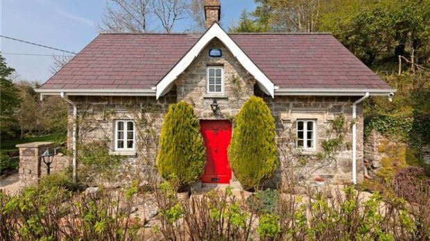 While Tithe Cottage in Calry extends to just 70sq m (754sq ft), it sits on three acres. The former gate lodge is seeking €250,000.