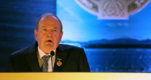 Former GAA President Liam O'Neill hopes some changes can be made over the current period. Photo: Andrew Paton/Inpho