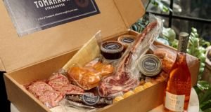 Win a Tomahawk Steakhouse home BBQ Kit plus dinner for four with wine at Tomahawk Steakhouse