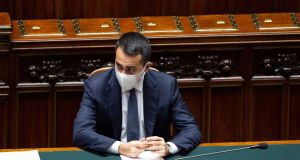 "Italian foreign minister Luigi Di Maio had called for a ""structural"" response."