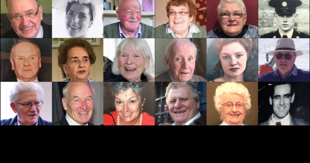 Lives lost: some of the people who have died of Covid-19 in Ireland and among the diaspora in recent weeks