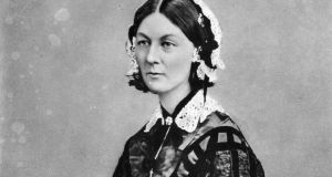 Florence Nightingale: born on May 12th, 1820.  Photograph: Getty Images