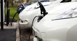 "The Irish Car Carbon Reduction Alliance (ICCRA) says: ""In 2008, the then government set a target of having 250,000 EVs on the road by 2020. Currently there are 8,124."""