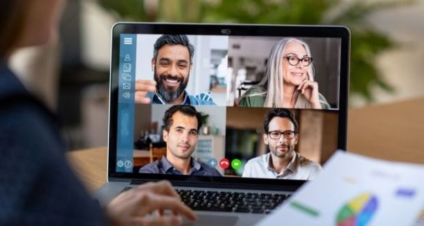 New approaches to recruitment under lockdown include virtual onboarding. Photograph: iStock