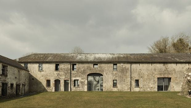 The former coach house by DHB Architects. Photograph: Philip Lauterbach