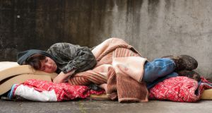 The number of women in emergency accommodation has been growing faster than men. Photograph: iStock
