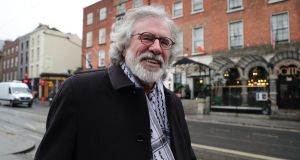 It would be surprising if Gerry Adams did not seek recompense. Photograph Nick Bradshaw for The Irish Times