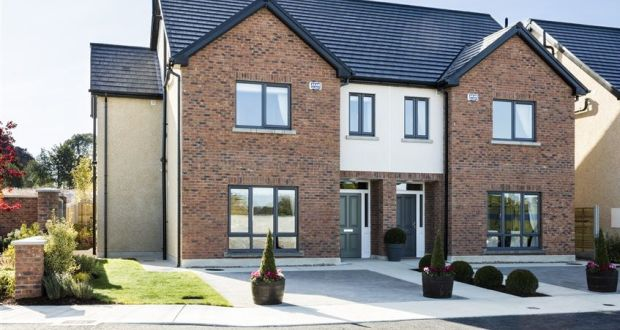 The three, four and five bed homes at Maidenhayes in Mornington range in price from €299,500 to €585,000.