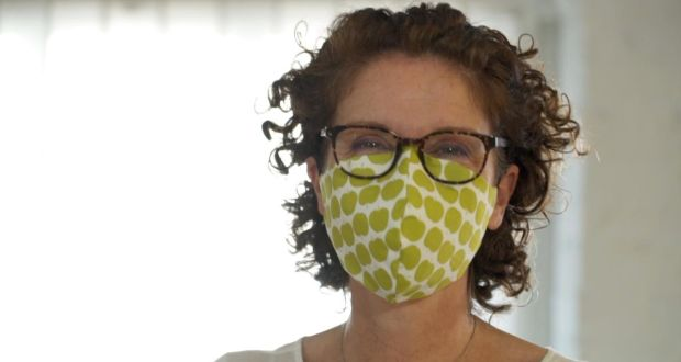 Get Creative Helen Cody S Guide To Making A Fabric Face Mask At Home
