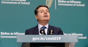 Paschal Donohoe:  admitted in recent days that the deficit is likely to exceed €30 billion. Photograph: /PA Wire