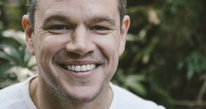 Matt Damon sends message of congratulations to South Dublin school