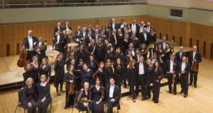 The RTÉ National Symphony Orchestra. Photograph: RTÉ
