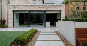 Northumberland Road: a  discreet refurbishment by Declan O'Donnell of ODKM Architects.  Photograph: Ruth Maria Murphy