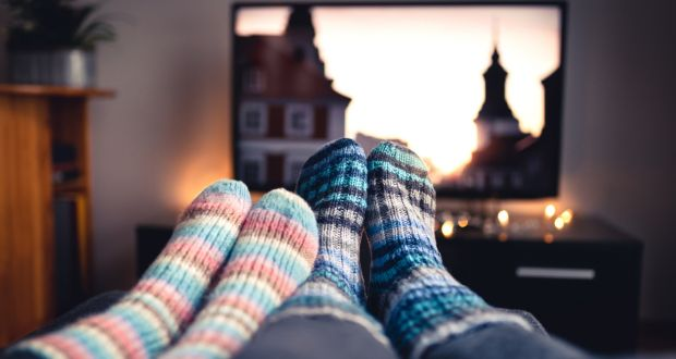 Letting it all hang out is a romance in and of itself. Photograph: iStock