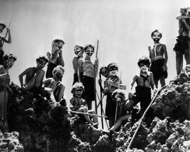 Lord of the Flies: William Golding, a man who was prone to depression, wrote the story to portray the darkest depths of mankind. Photograph: Two Arts/Cd/Kobal/Shutterstock