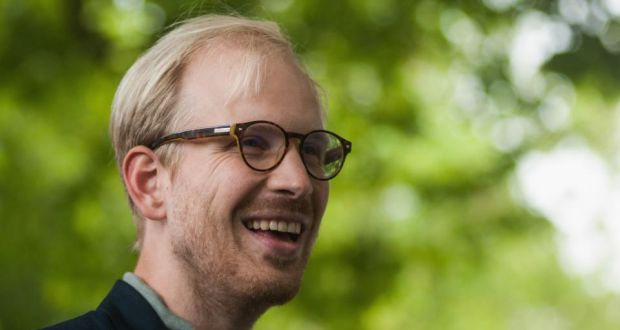 Rutger Bregman: 'Most people, deep down, are pretty decent'. Photograph: Simone Padovani/Awakening/Getty