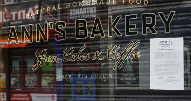 "Ann's Bakery:  market stall holders are ""strongly opposed"" to the outlet being made into a bookies. Photograph: Nick Bradshaw"