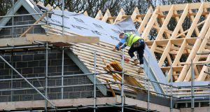 "The European Commission says  Ireland's ""housing affordability is a problem for many households, and inflation in the rental sector is persistently high"". Photograph: PA Wire"