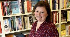 Indie bookseller: Gwen Allman of The Company of Books, in Ranelagh in Dublin