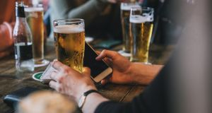 The Ordee app will cost publicans and restaurateurs €99.99 a month. Photograph: iStock