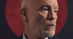 John Malkovich: the actor lost all his savings to Bernie Madoff. Photograph: Ramona Rosales/New York Times