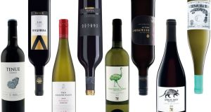 Lidl line-up: the supermarket seems to have put a concerted effort into improving its wines