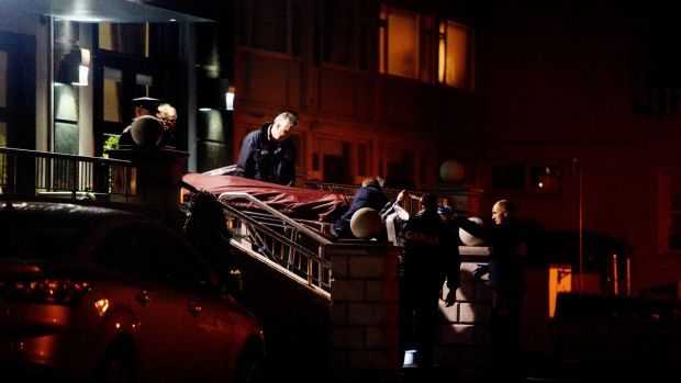 The shooting at the Regency Hotel in 2016 triggered the             most bloody phase of the Hutch-Kinahan feud. Photograph:             Cyril Byrne / The Irish Times