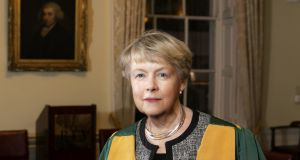Dr Mary Canning, President of th Royal Irish Academy. Photograph: Johnny Bambury.