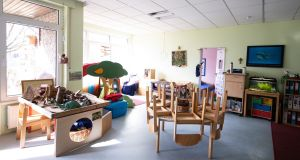 Creches and preschools for all children are to due to reopen from July 20th. Photograph: Lars Baron/Getty