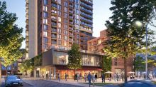 Player Wills site: Hines and APG to seek permission for 416 homes