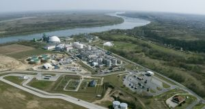 ClonBio Group's biorefinery on the banks of the Danube in Hungary.
